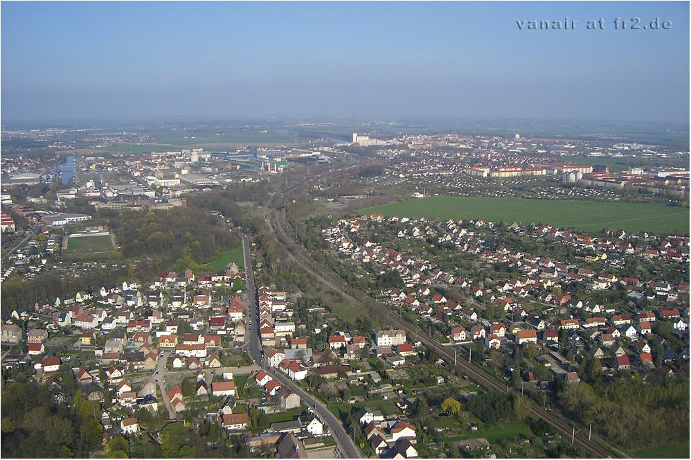 Riesa - Merzdorf