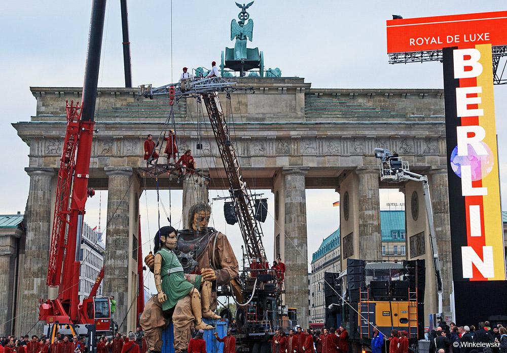 Riesen in Berlin - Kurzdoku 12 von 15