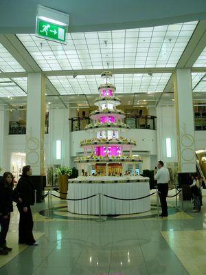 Riesen-Torte