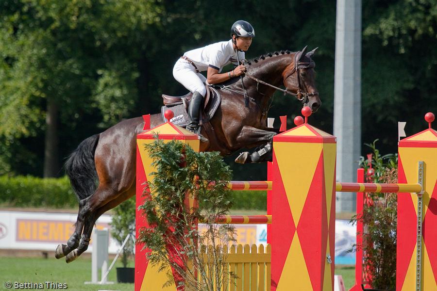 **Riesenbeck International 01. - 04.08.2013