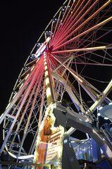Riesenrad auf dem Zöpkesmarkt