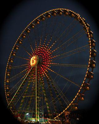 Riesenrad auf der Frankfurter Dippemess' 2008