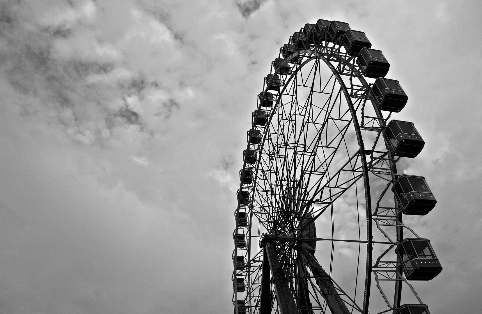 Riesenrad - Cranger Kirmes