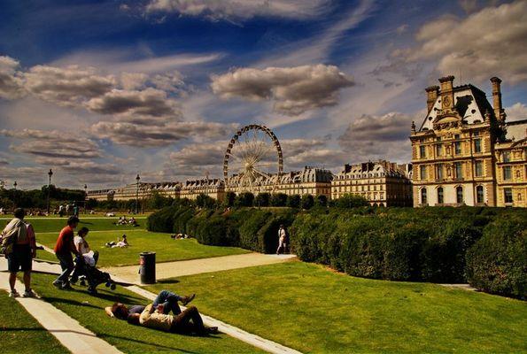 Riesenrad de Paris