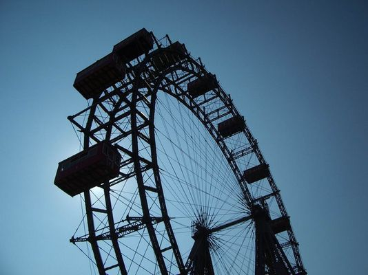 Riesenrad (Giant Ferris Wheel)