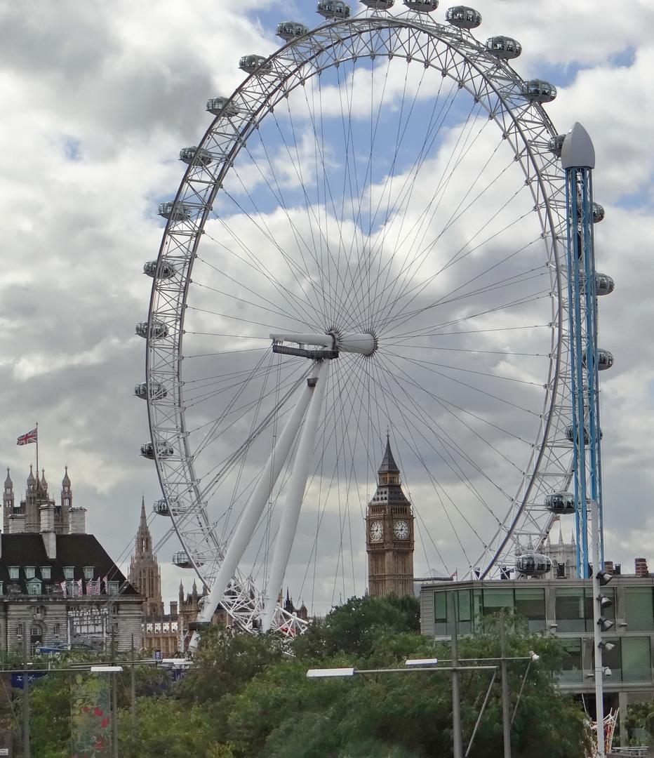 Riesenrad in London