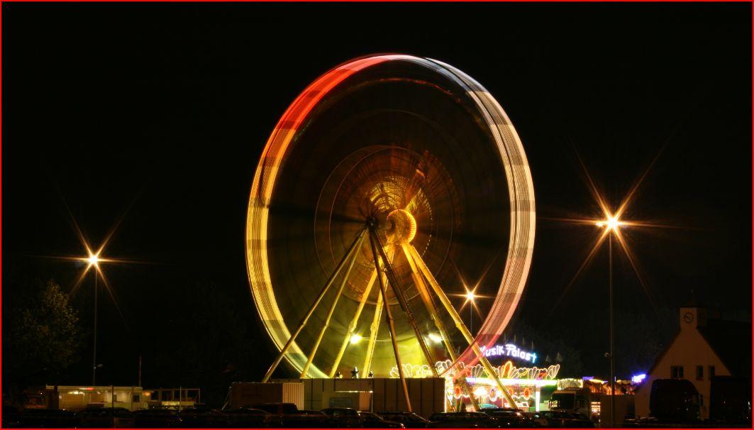 Riesenrad - Kleinmesse - Leipzig