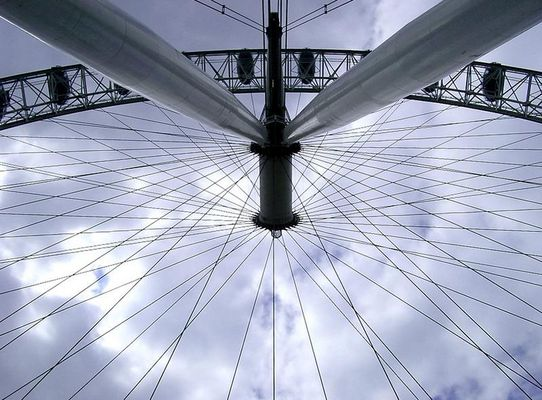 Riesenrad / London