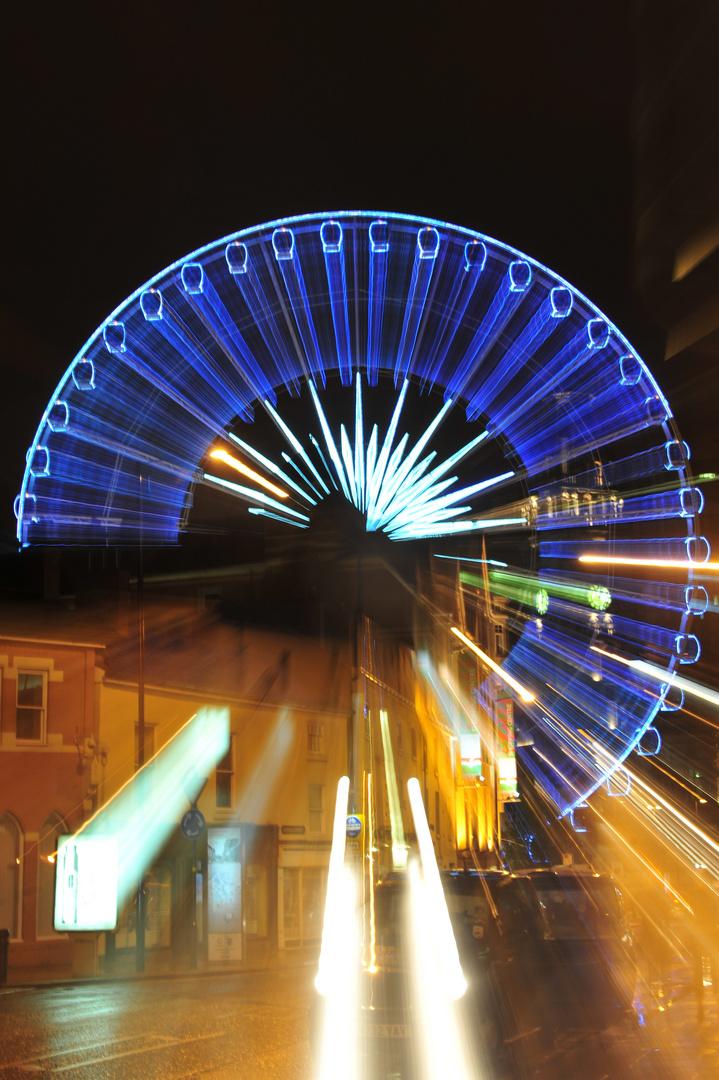 Riesenrad Sheffield 1