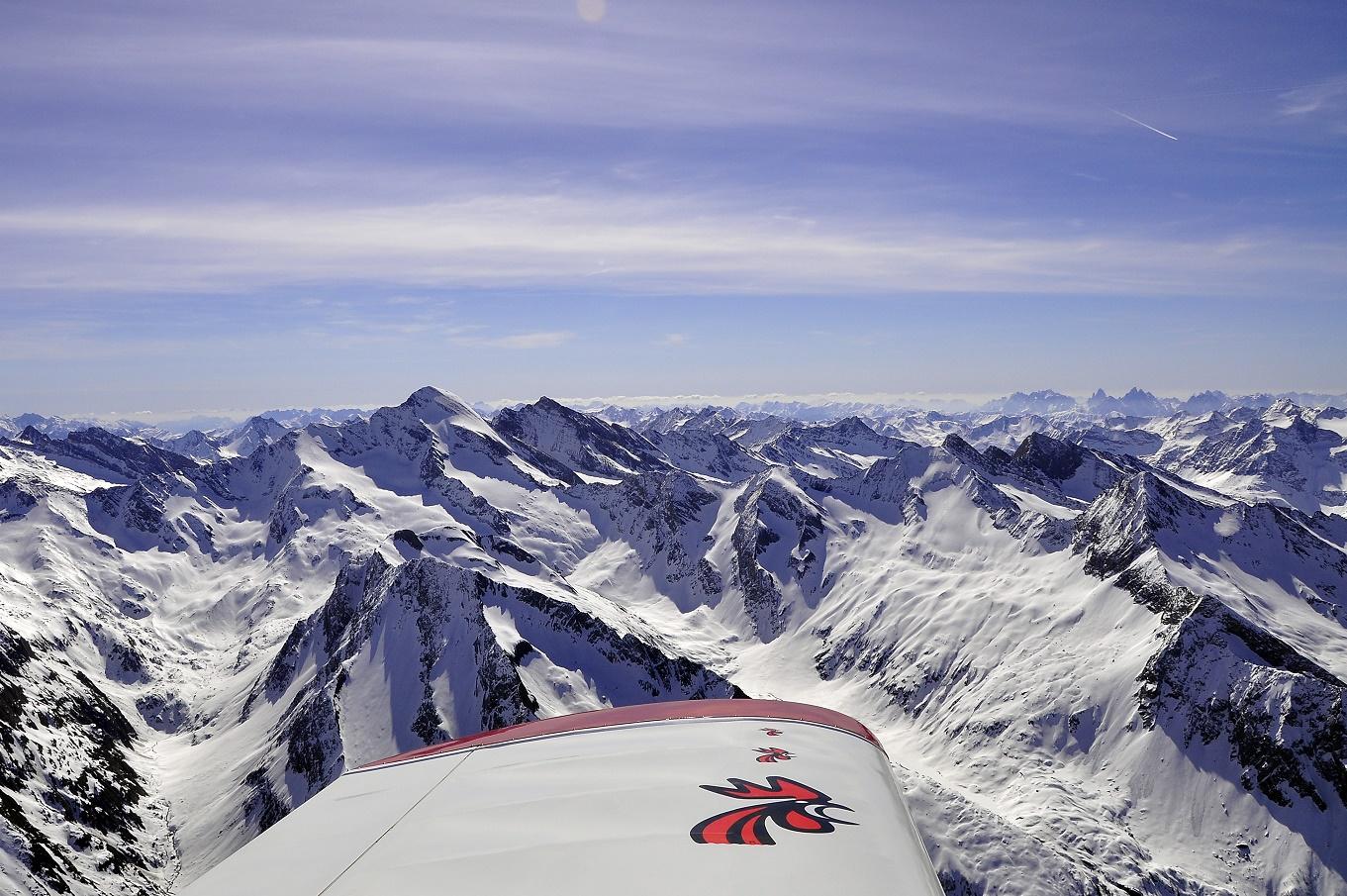 Rieserfernergruppe Dolomiten