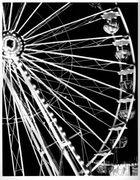 Riesiges Riesenrad