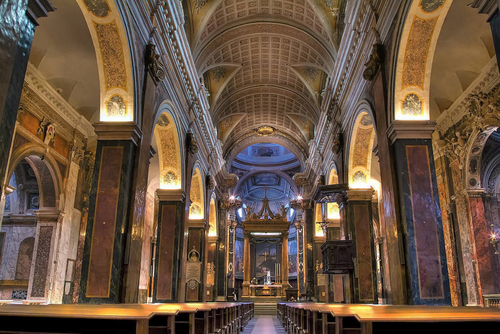 Rieti - Cattedrale - HDR