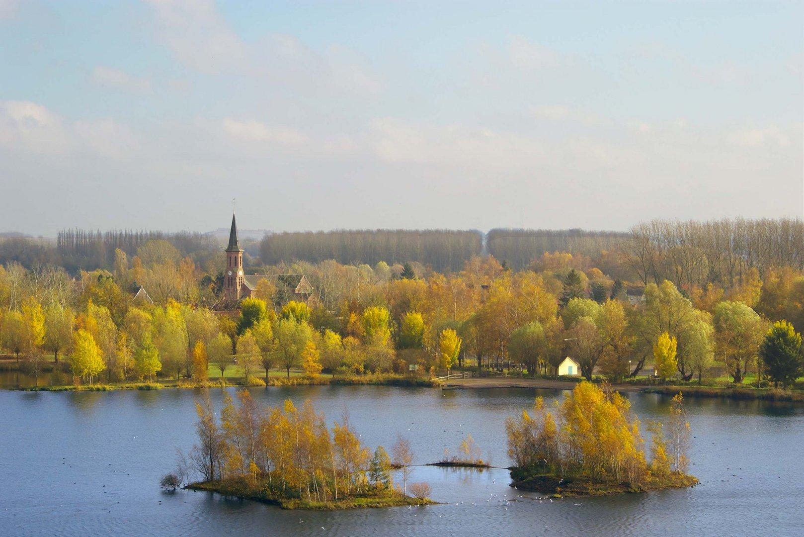 Rieulay en automne.