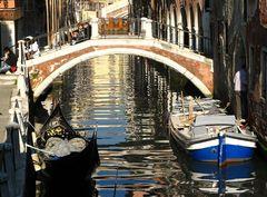 Riflessi a Venezia in Maggio 2012