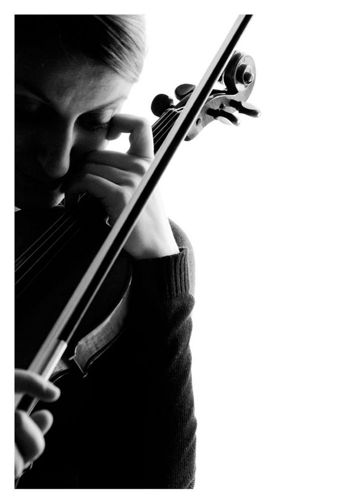 Riflessi da un violino 2