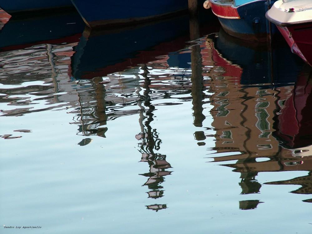 Riflessi della laguna