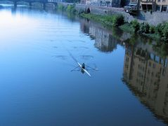 Riflessi in Arno