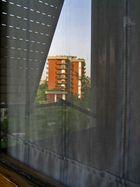 Riflessi in una finestra