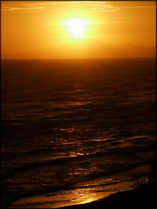 Riflessi nel mare