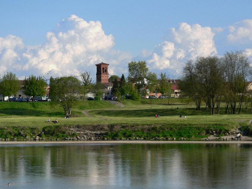riflessi sul Ticino