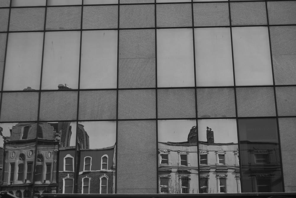 riflesso della citta'