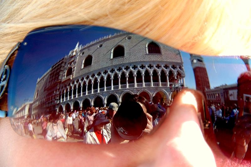 Riflesso di Piazza San Marco - Venezia -