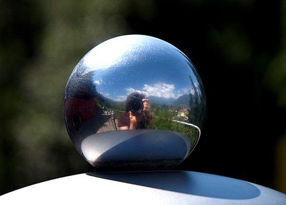 riflessologia sferica?
