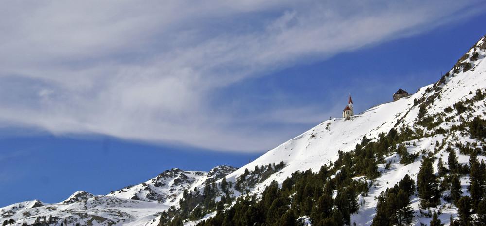 Rifugio Santa Croce di Lazfòns / Latzfonser-Kreuz-Hütte