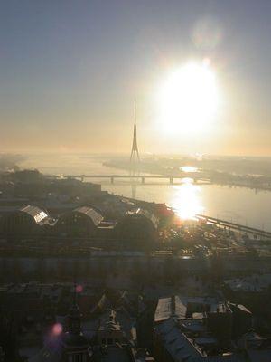 Riga Dezember 2004
