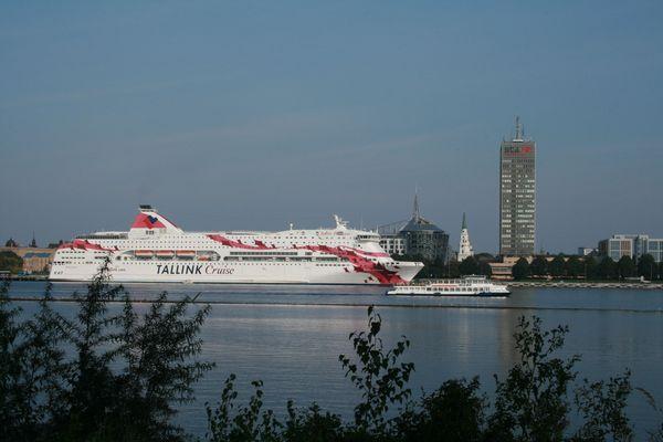 Riga - Stockholm ferry