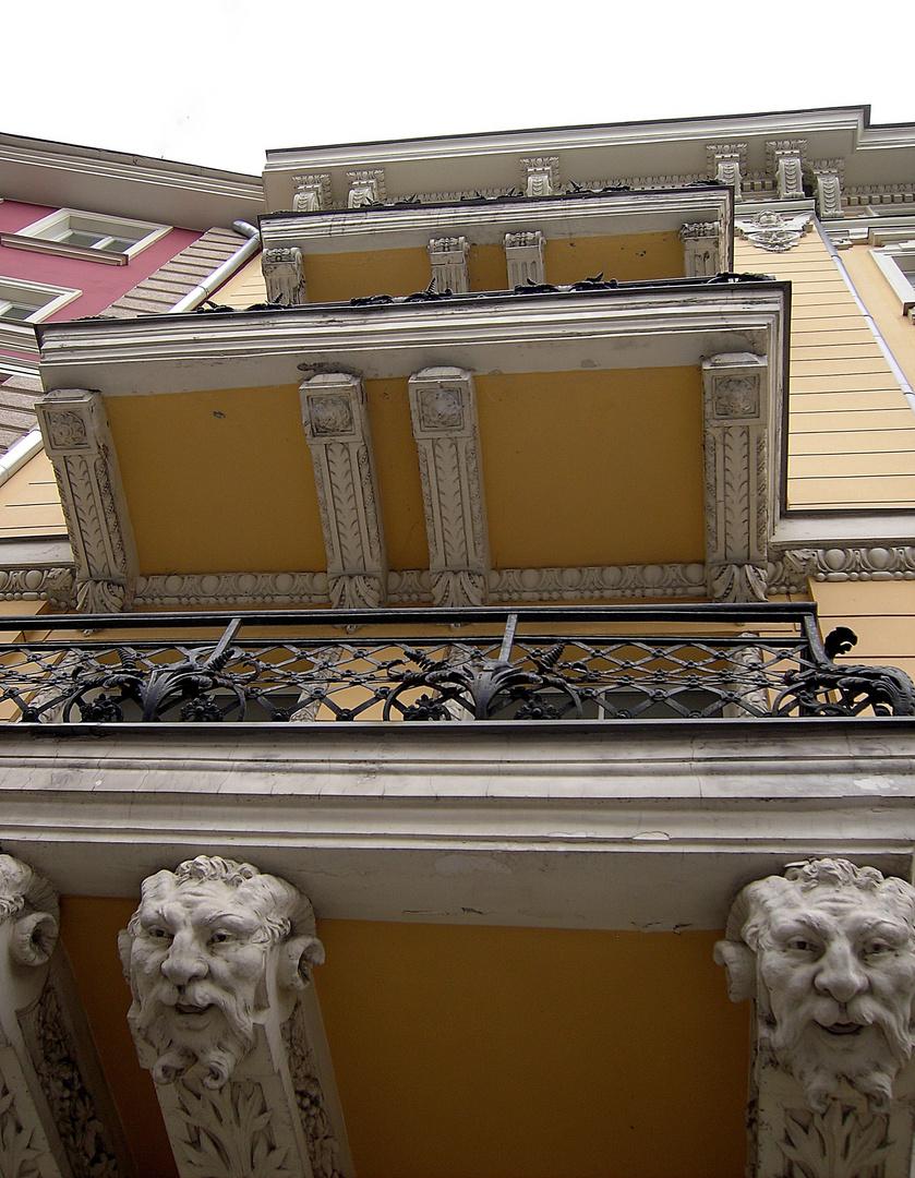 Riga und der Jugendstil, wirklich eine Reise wert