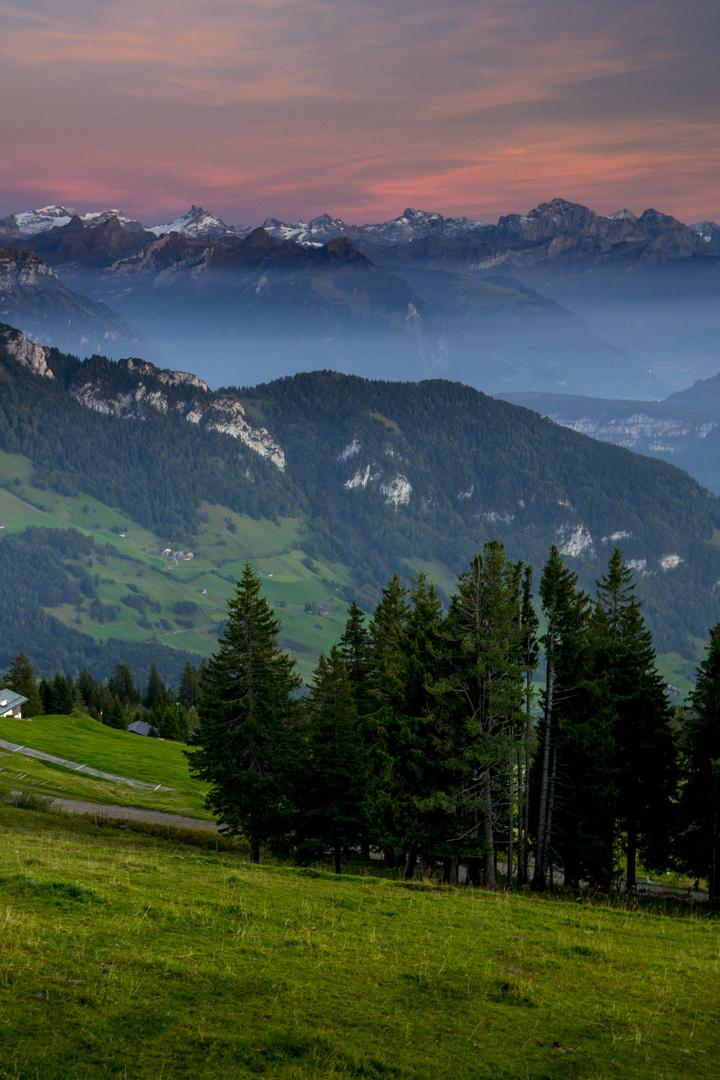 Rigi Scheidegg / Zentralschweiz IV