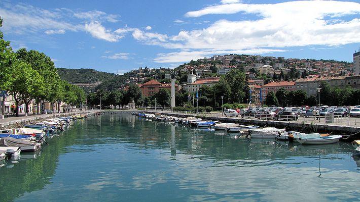 Rijeka - Kroatien