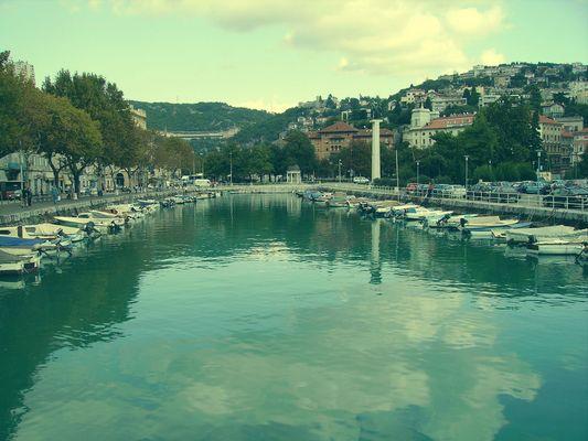 Rijeka meine Traumstadt