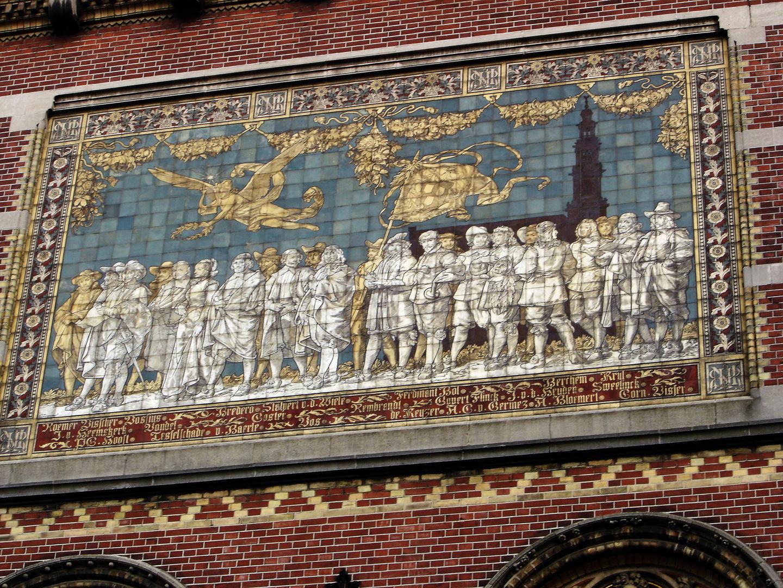 Rijksmuseum, Amsterdam IX