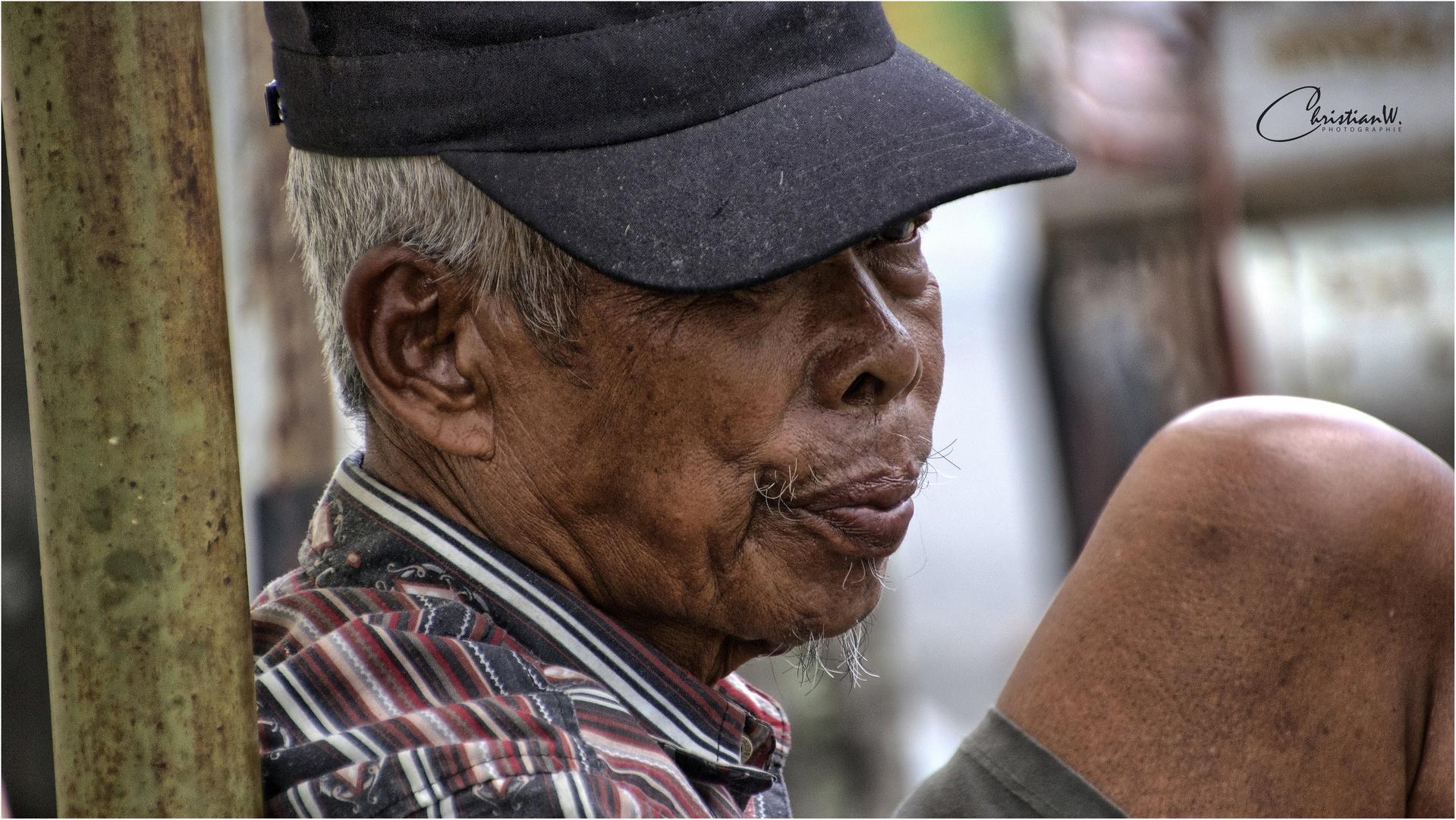 Rikschafahrer 2 (Indonesien - Java)