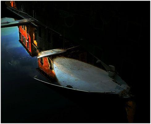 rilessi in barca