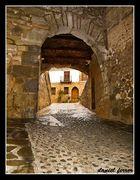 Rincón de Alpuente en la serranía -- Valencia