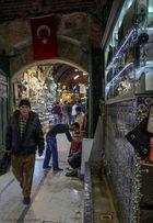 Rincón Gran Bazar (Estambul Turquía)