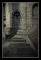 Rincón Iglesia de Santa Maria La Mayor (Trujillo Cáceres Extremadura España)