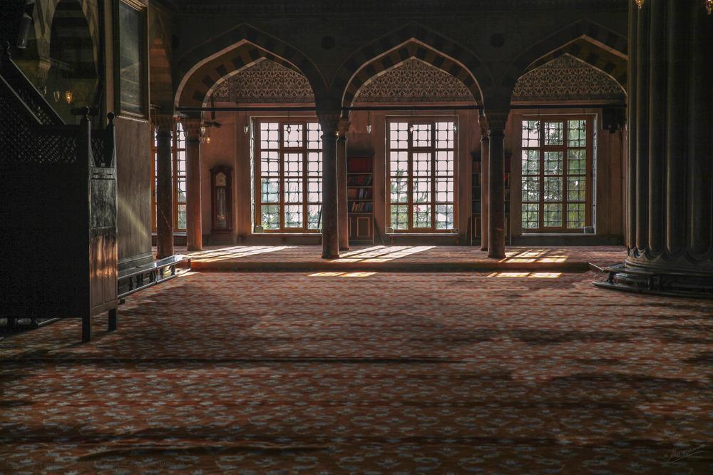 Rincones 4 interior Mezquita Azul (Estambul Turquia)