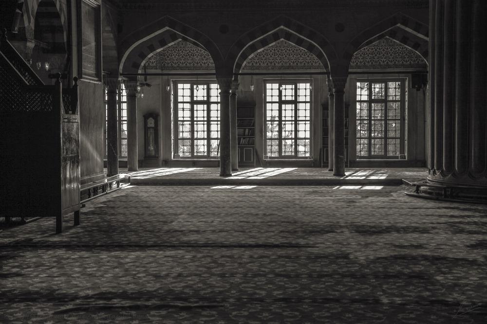 Rincones 4 SELENIO interior Mezquita Azul (Estambul Turquia)