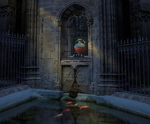 """"""" Rincones de la Catedral"""""""
