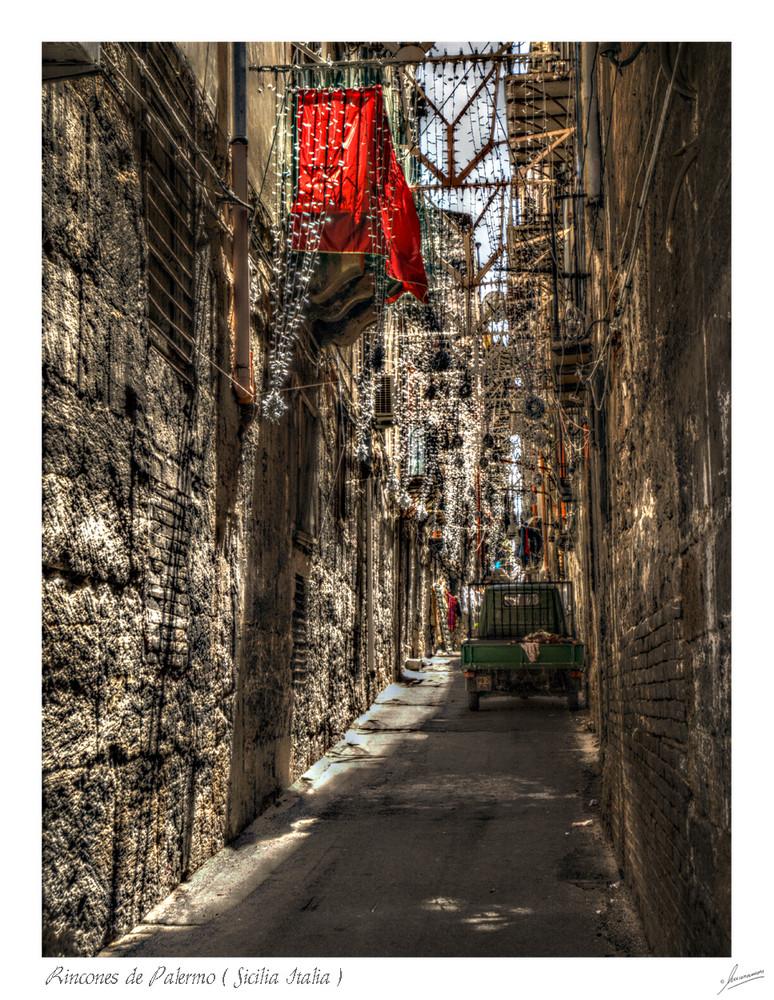 Rincones de Palermo ( Sicilia Italia )