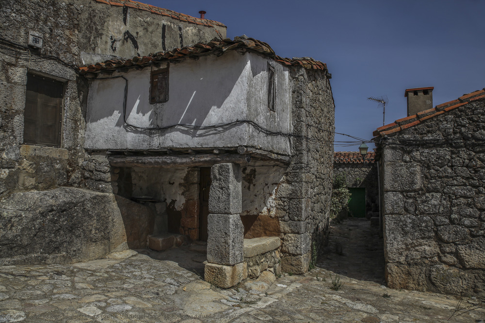 Rincones de Trevejo II (Sierra de Gata Villamiel Cáceres Extremadura España)