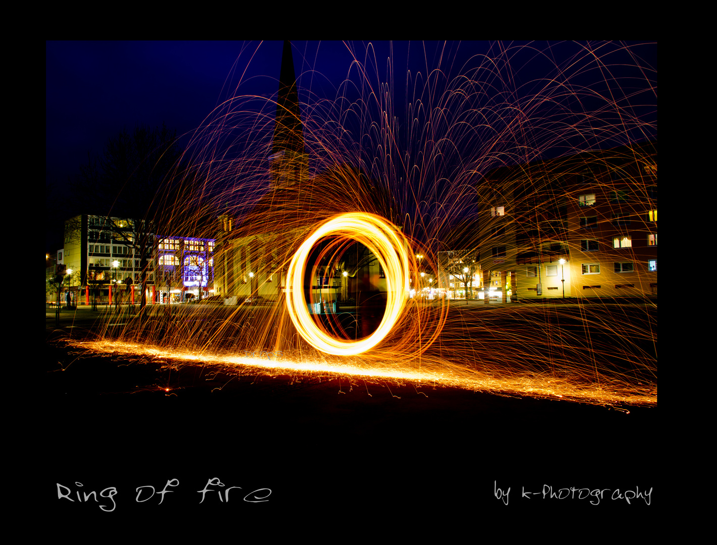 Ring of Fire....