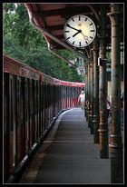 Ringbahnsteig 7:49 Uhr
