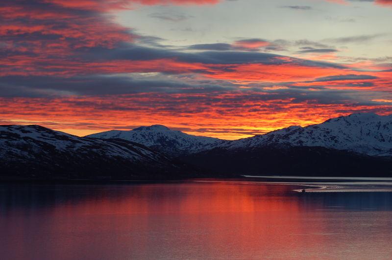 Ringvasøy,Norway