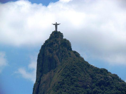 RIO DE JANEIRO - BRASIL - CRISTO REDENTOR