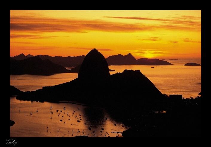Rio de Janeiro - Sunset